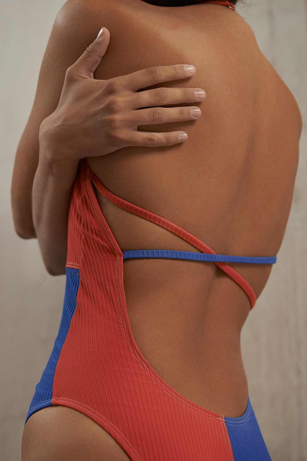 Italia Multicolore Ack Swimwear