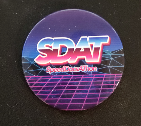 "Speed Docs ""SDAT Logo"" Button (US Only)"