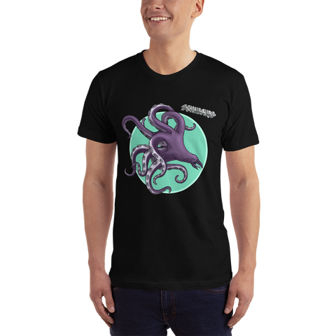 SquidBird Band Tee (Men's T-Shirt)