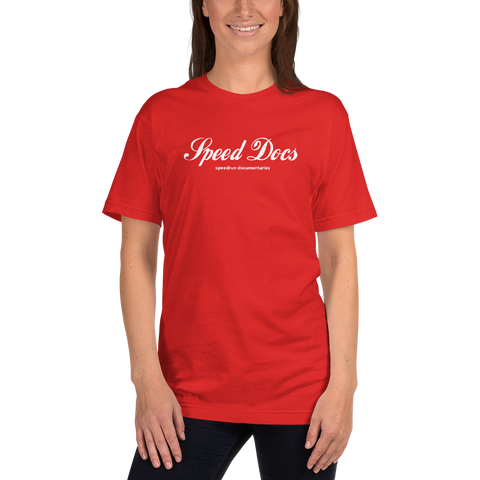 "SpeedDocs ""Speed Cola"" Women's T-Shirt"
