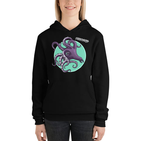 SquidBird Band Hoodie (Women's Hooded Sweatshirt)