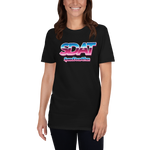 "Speed Docs ""Marathon Logo"" Women's T-Shirt"