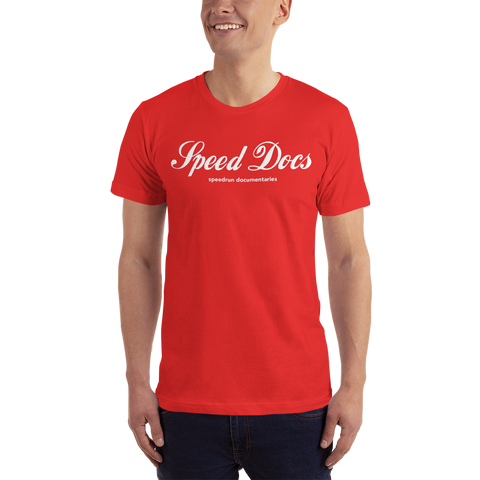 "Speed Docs ""SpeedCola"" Men's T-Shirt"