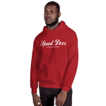"""Speed Cola"" Speed Docs Men's Hoodie"
