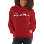 """Speed Cola"" Speed Docs Women's Hoodie"