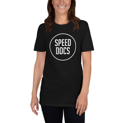 "Speed Docs ""Logo T-Shirt"" Women's T-Shirt (EU Only)"
