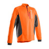 HUSQVARNA Hi Vis Work T-Shirt Long Sleeve