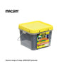 MACSIM Window Packer: Grey: 6.4mm x 75mm - Bucket