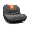 HUSQVARNA Tractor Seat Cover No provision for arm rest