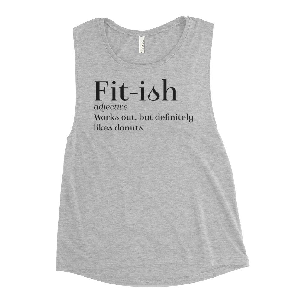 79359da24 Fit-ish Workout Tank Tops For Women Cute Shirts Womens Funny Saying Gym  Muscle Tanks Yoga