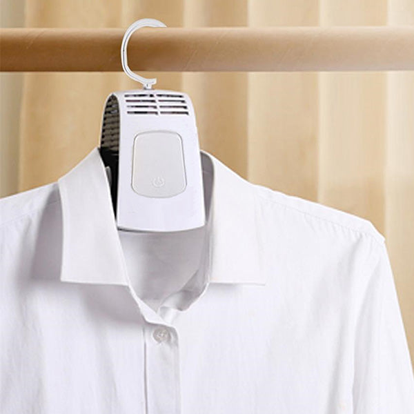 Portable Electric Folding Clothes Hanger Shoes Dryer