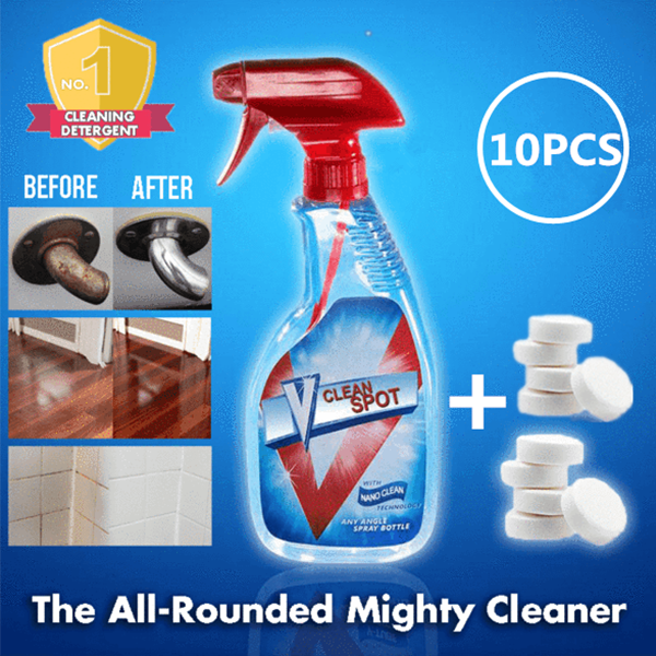 Multifunctional Effervescent Spray Cleaner And Drains Pipes Cleaning Sticks