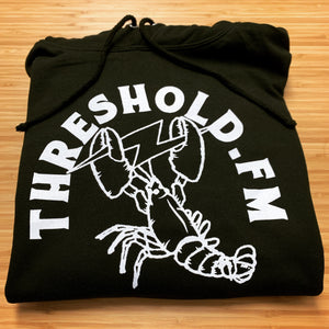 Threshold Lobster - Black Hoodie
