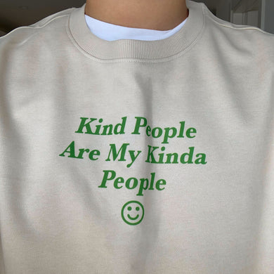 Kind People Sweatshirt - BST