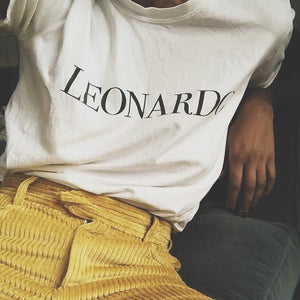 Leonardo T-Shirt - BST - shopbst.net