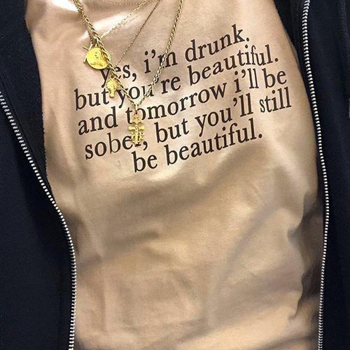 You Are Beautiful T-Shirt