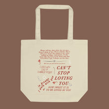 Load image into Gallery viewer, Summer Love Tote Bag