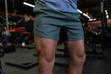 OD Green Training Shorts - Athletic Fit