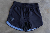 Black Training Shorts - Athletic Fit