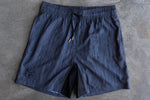 Grey Fiber Camo Training Shorts - Regular Fit