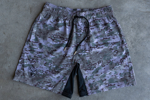 Multicam Training Shorts - Regular Fit