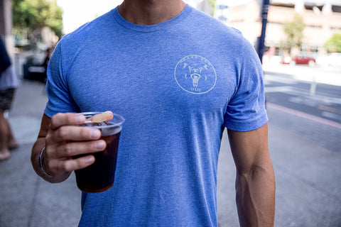 Blue Bear's Den SD Stamp tee