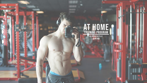 At Home Training Program by Devon Castillo