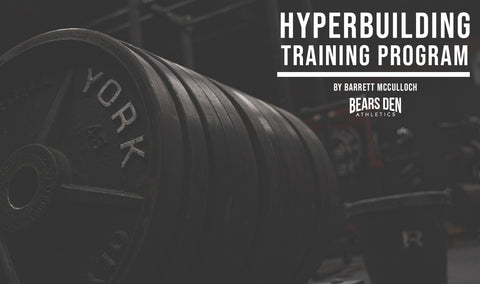 Hyperbuilding Training Program