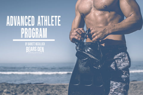 Advanced Athlete Program