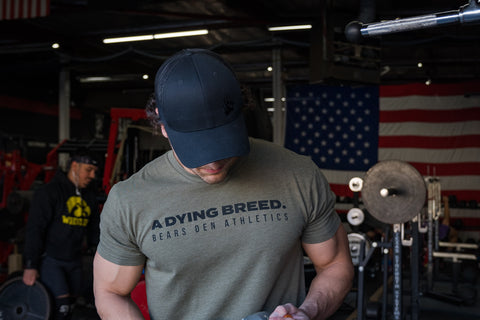 "OD Green ""A Dying Breed"" Tee"