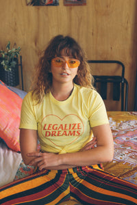 TKG Legalize Dreams Tee