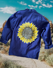 Load image into Gallery viewer, Sunflower Jacket #9
