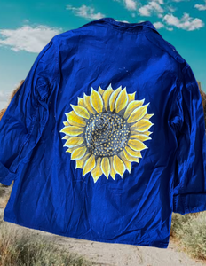 Sunflower Jacket #3