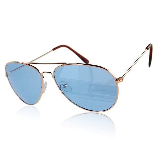 Johnny Depp Style - Colored Aviator Sunglasses