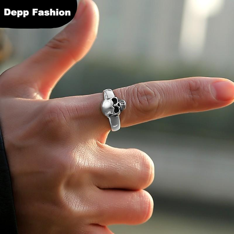 Pirate's Life Ring - Sterling Silver Ring - Inspired by Johnny Depp