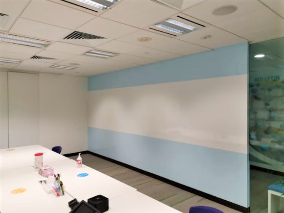 Wryte Whiteboard Film -Foam based, glossy finishing (FA12)