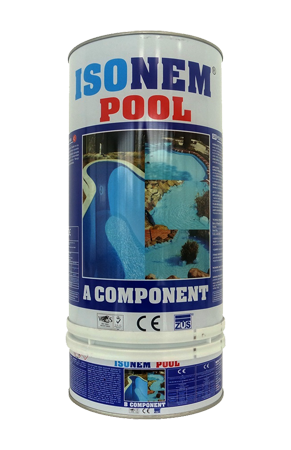 Isonem Pool Paint 4.5kg Set