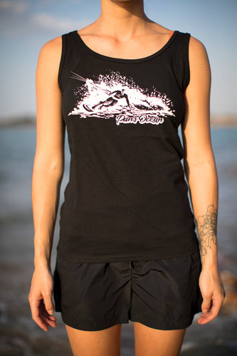 Women´s Tank Top BLACK
