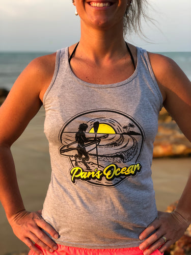 Women´s Tank Top GREY