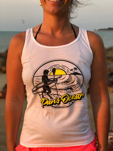 Women´s Tank Top WHITE