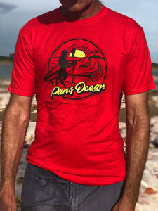 Men´s T-shirt SIGNAL RED