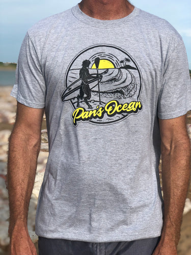 Men´s T-shirt GREY