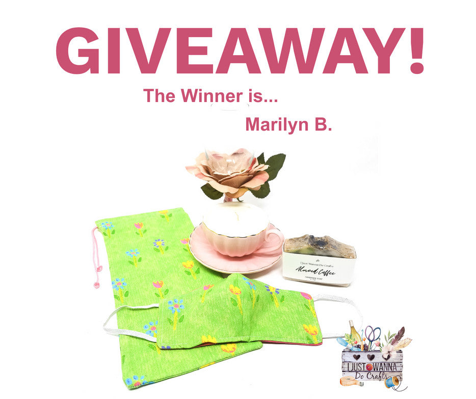 2020 Winner - Mother's Day Deluxe Gift Set Giveaway