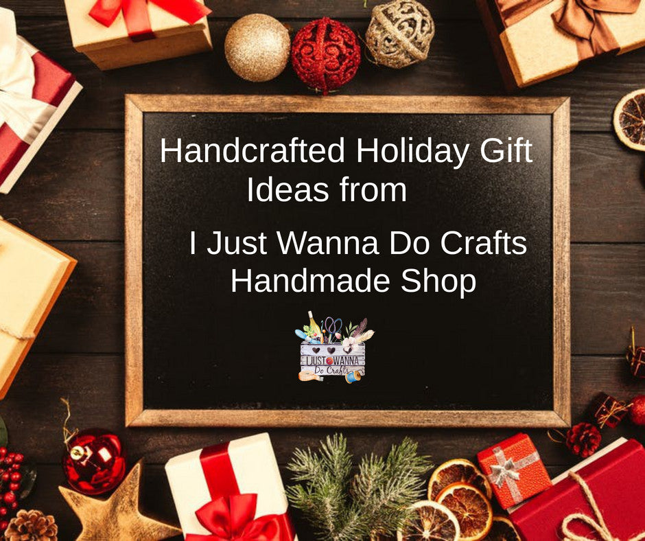 Top 5 Handcrafted Holiday Gift Ideas from IJWDC
