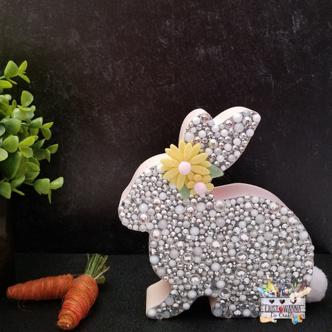 I-Just-Wanna-Do-Crafts-DIY-Bling-Easter-Bunny