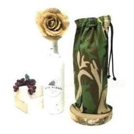Camouflage-Wine-Bag