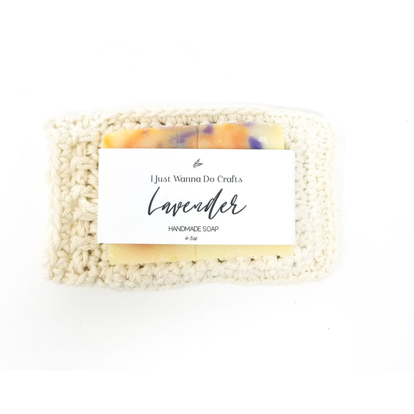 Farmhouse-Style-Soap-Saver-Crochet-with-Soap