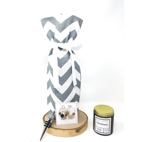 Ash-Grey-Chevron-Wine-Bag-Gift-Set