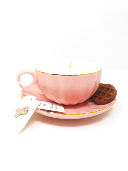 Pink-Breast-Cancer-Soy-Wax-Candle