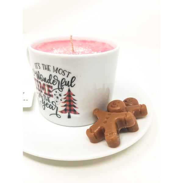 Most-Wonderful-Time-of-Year-Tea-Cup-Candle-Gingerbread-Man-Wax-Melts